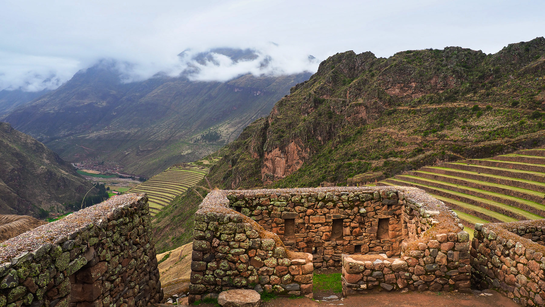 Ruinen von Pisaq