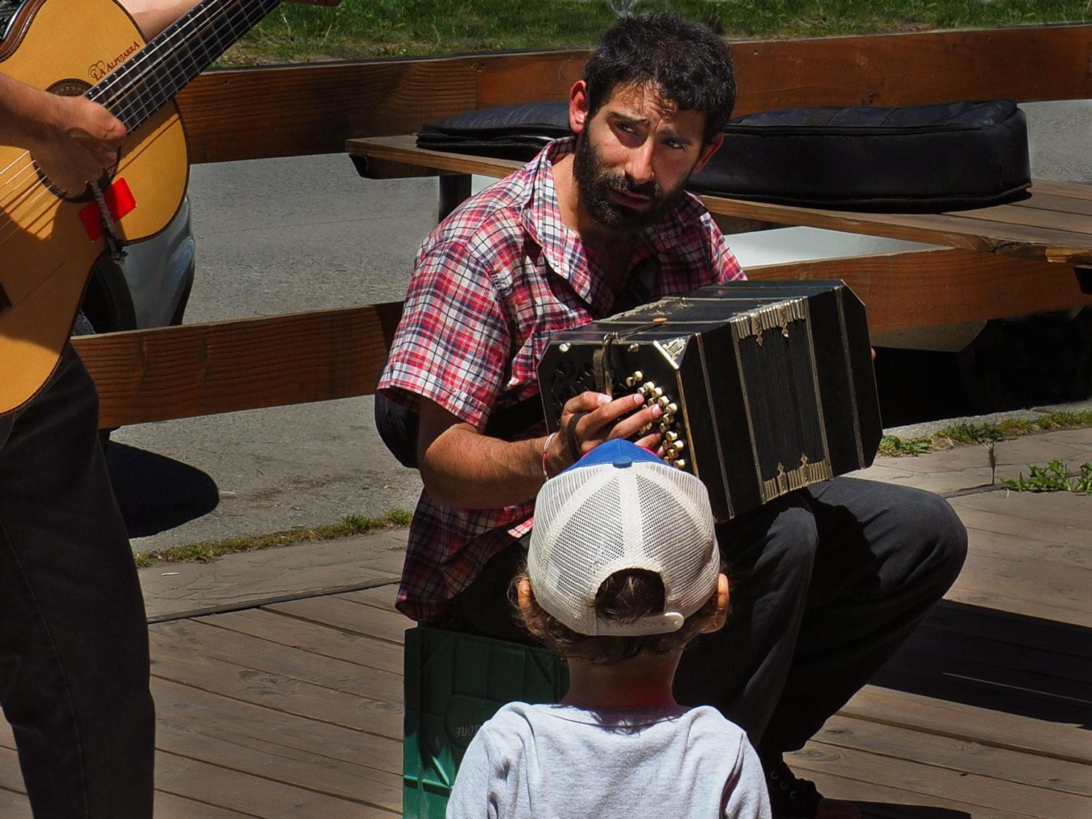 Ein kleiner Musikfreund