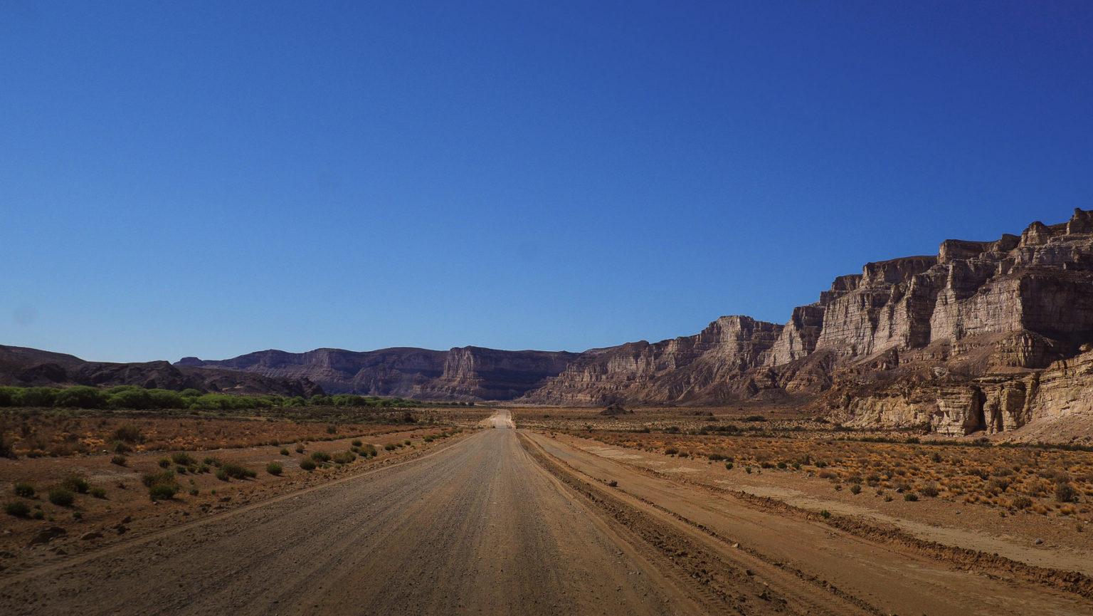 Eine Canyonlandschaft wie in den USA