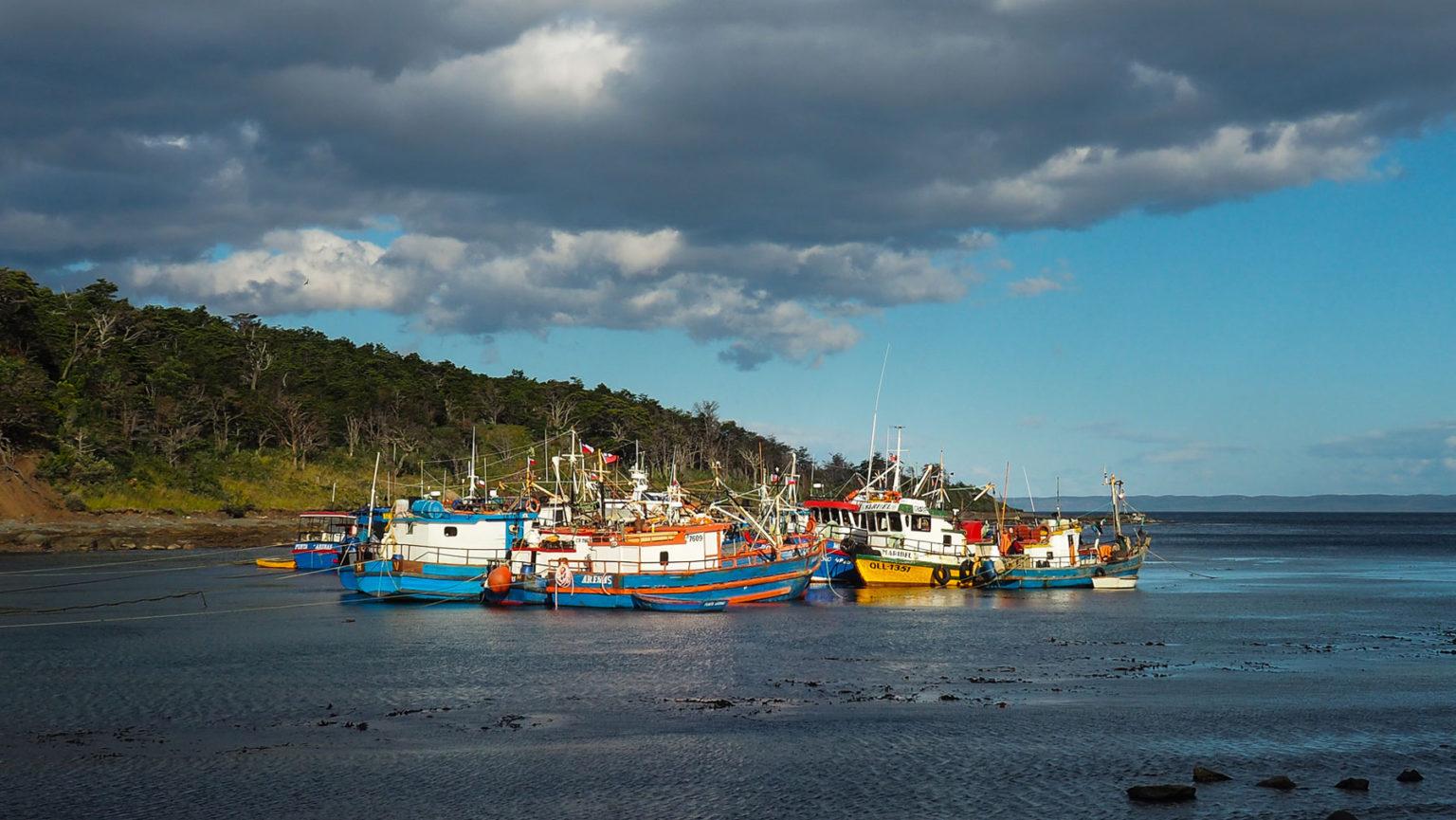 Puerto del Hambre an der Magellanstraße