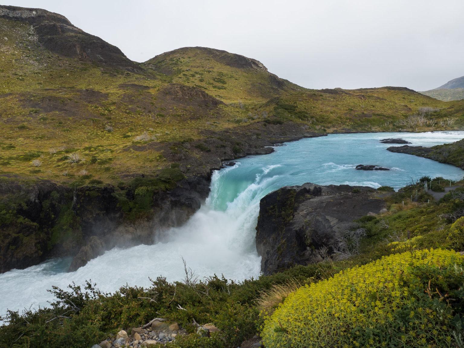 Die Mooslandschaft erinnert an Island