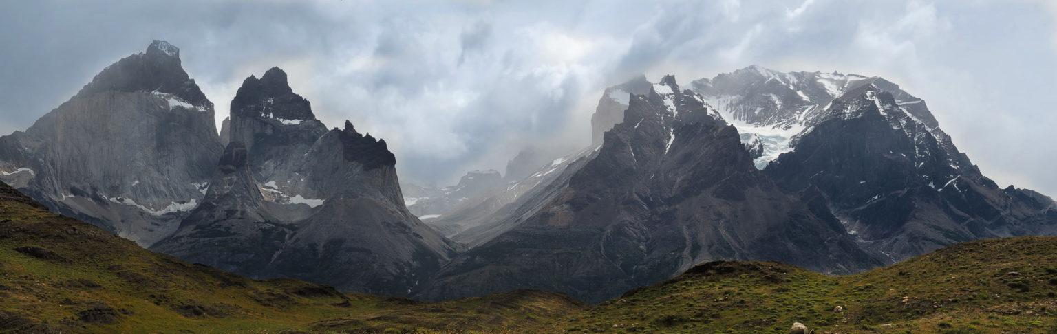 Ein letzter Blick auf diesen wunderschönen Nationalpark