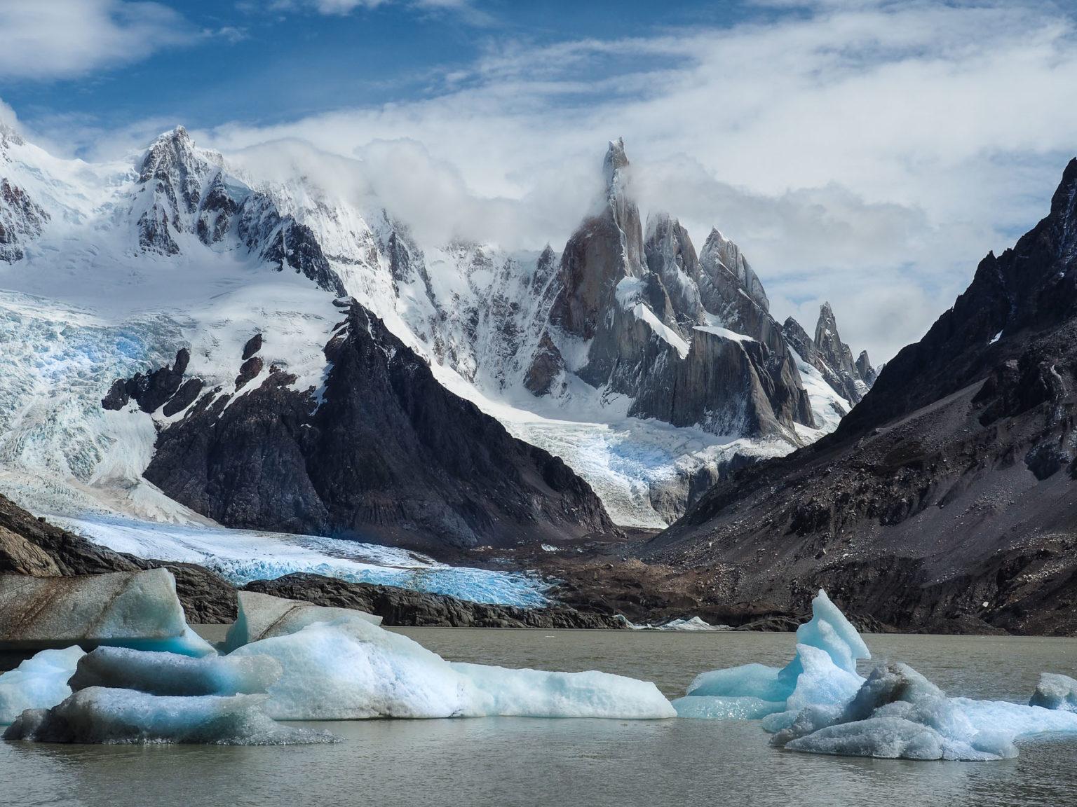 Der schönste Blick in ganz Patagonien