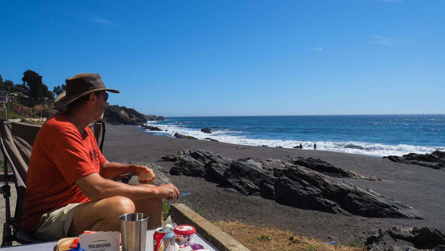 …und schöne Tage am Meer