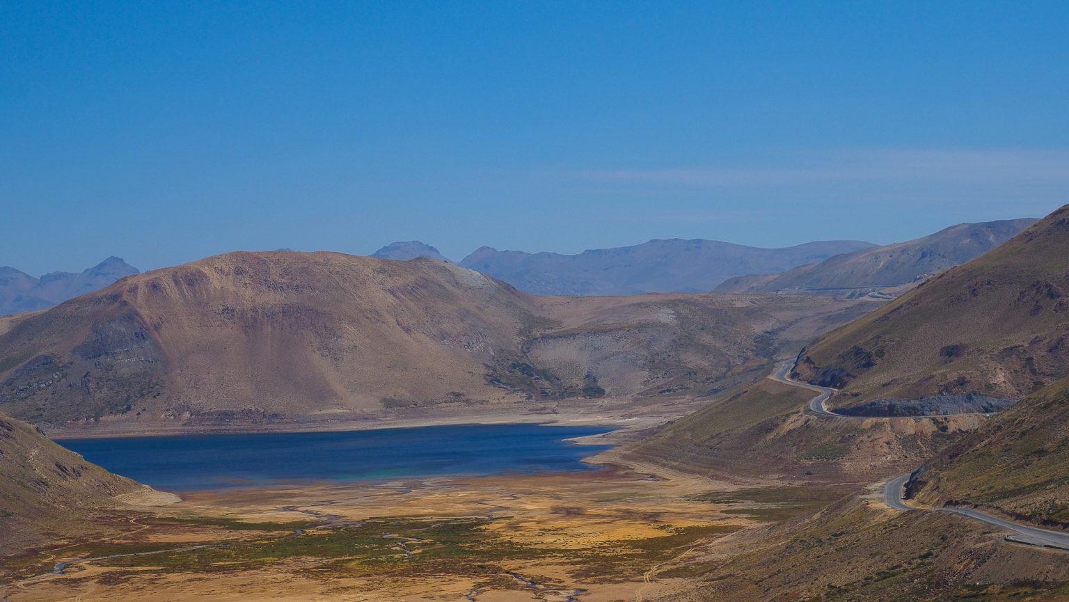 Über den Paso Pehuenche nach Argentinien