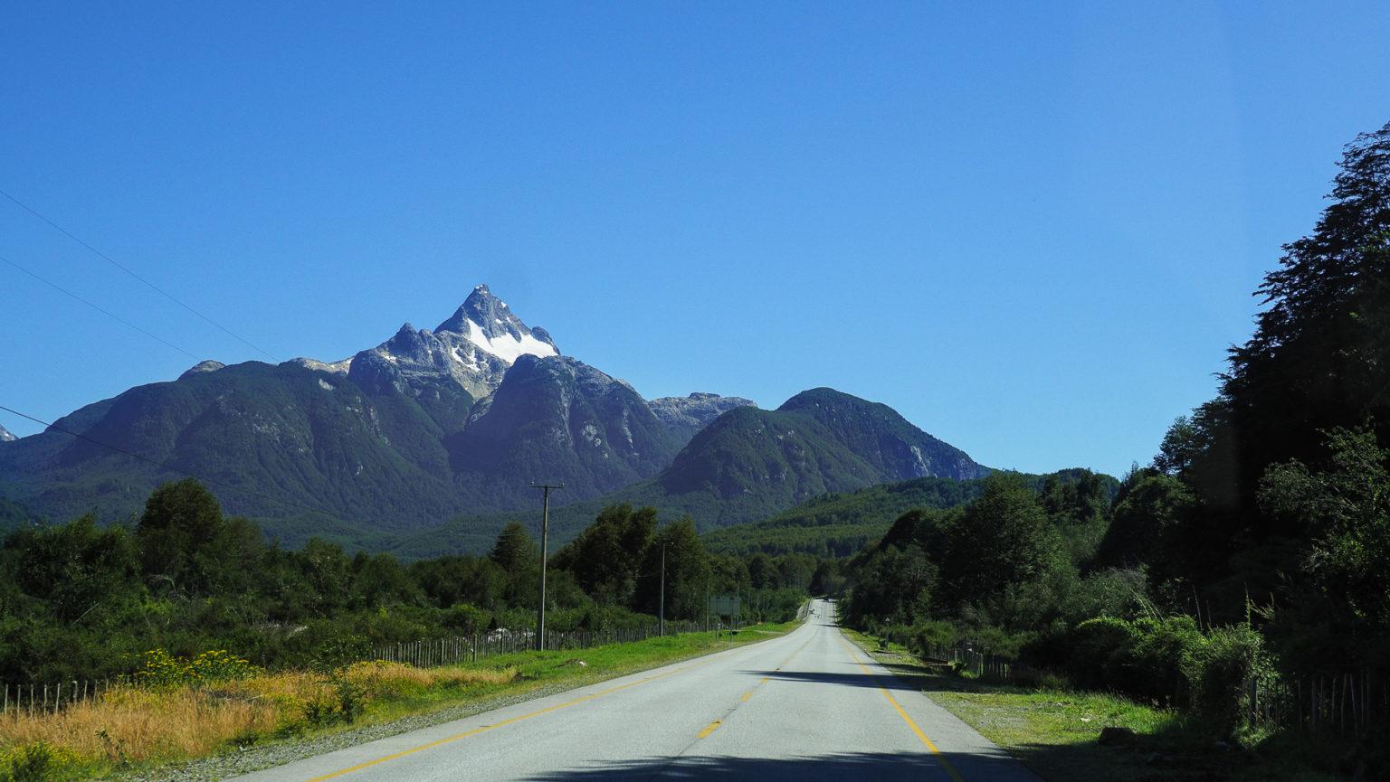 Die Carretera Austral führt uns nach Norden