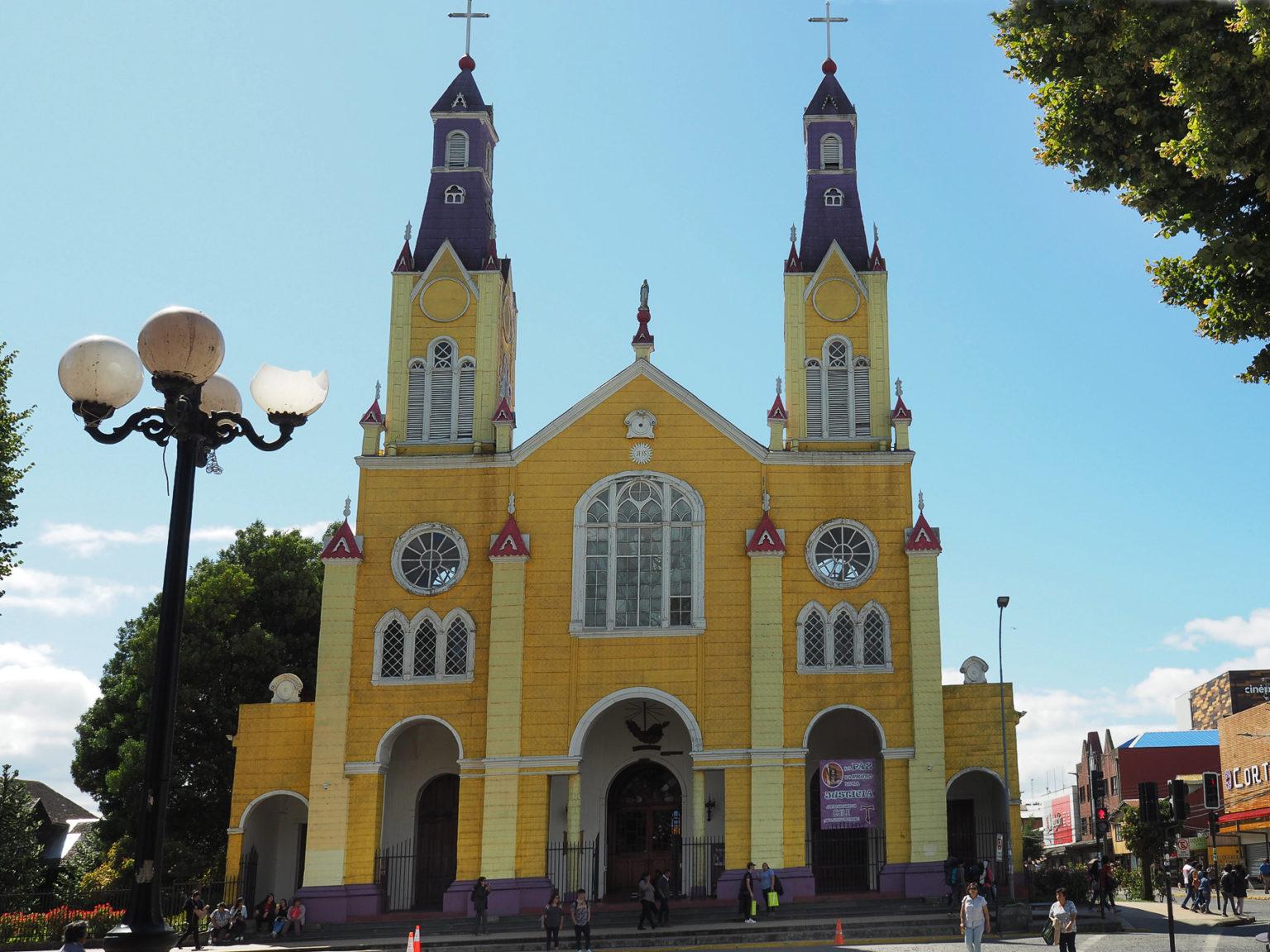 Der Dom von Castro