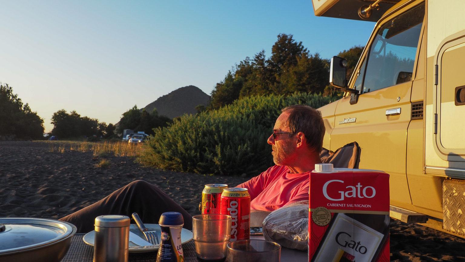 Abschied von Patagonien
