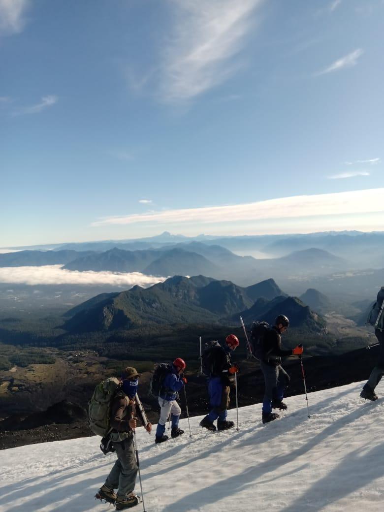 Meine Tour auf einen der aktivsten Vulkane Chiles, den 2.840m hohen Villarica